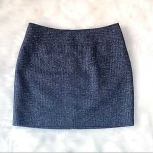 EUC Calvin Klein Mini Black Mini Skirt